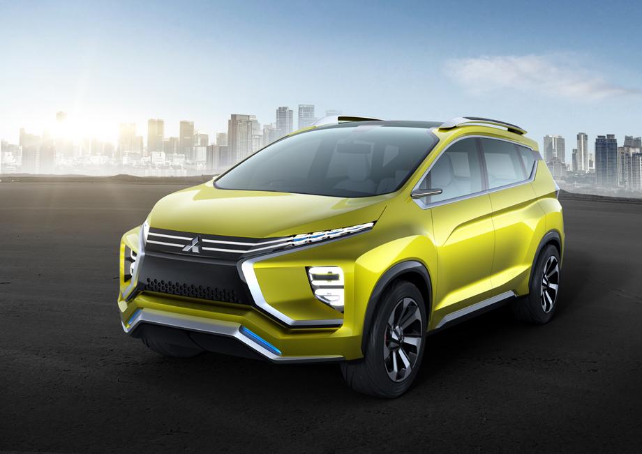 Mitsubishi công bố mẫu Crossover mới dành cho thị trường Châu Á