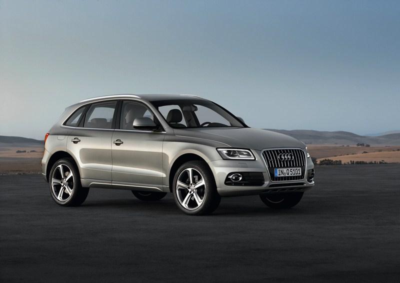 Audi Q5 chạm mốc 1 triệu xe xuất  xưởng tại Ingolstadt