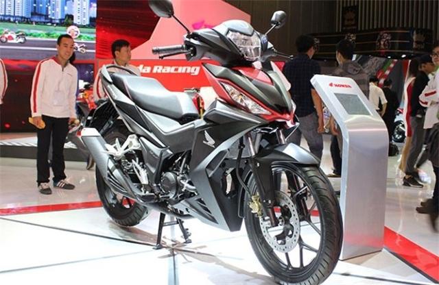 Honda Việt Nam đạt doanh thu 68.000 tỷ, lãi 9.000 tỷ trong năm 2015