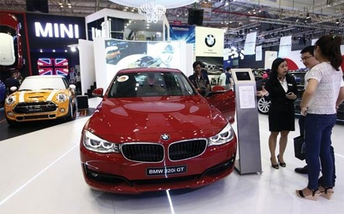 """Thị trường ôtô: """"Thông tư 20 đang tạo động lực ngược"""""""