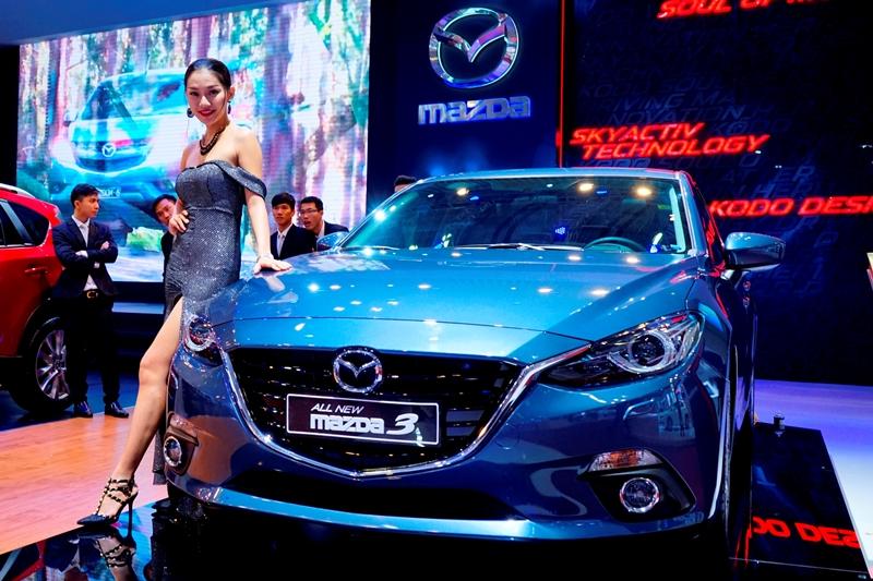 Ba mẫu sedan hạng C bán chạy nhất trong tháng 7