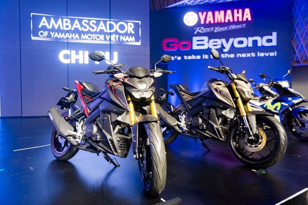 Cận cảnh 3 mẫu xe mới ra mắt của Yamaha Việt Nam