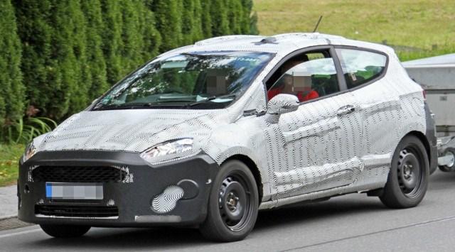 Ford Fiesta 2017 sẽ có thêm phiên bản 3 cửa