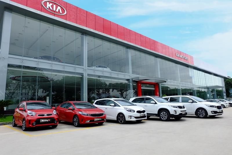 Tháng Ngâu Thaco tăng mạnh ưu đãi cho Kia, Mazda, Peugeot