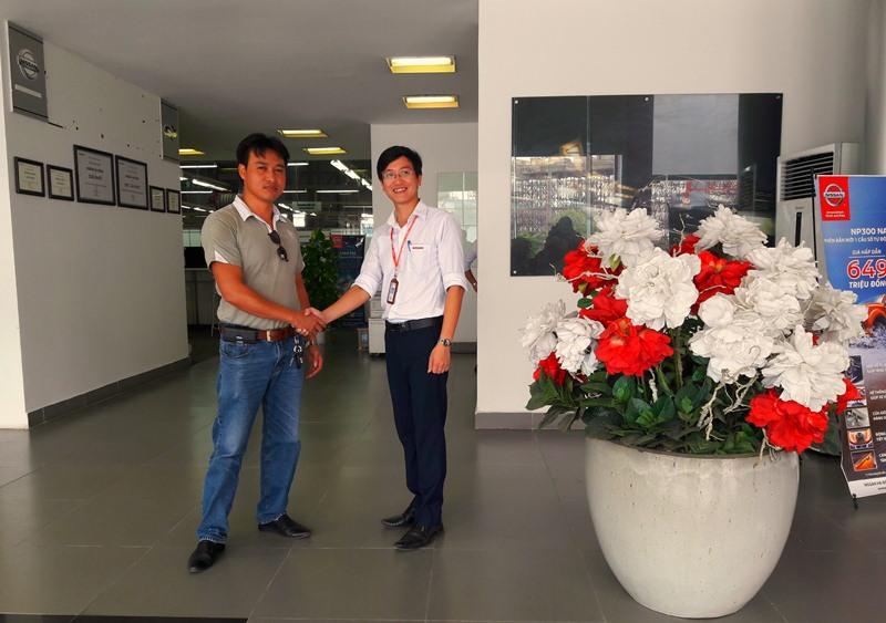 Trải nghiệm chất lượng dịch vụ tại Nissan Việt Nam