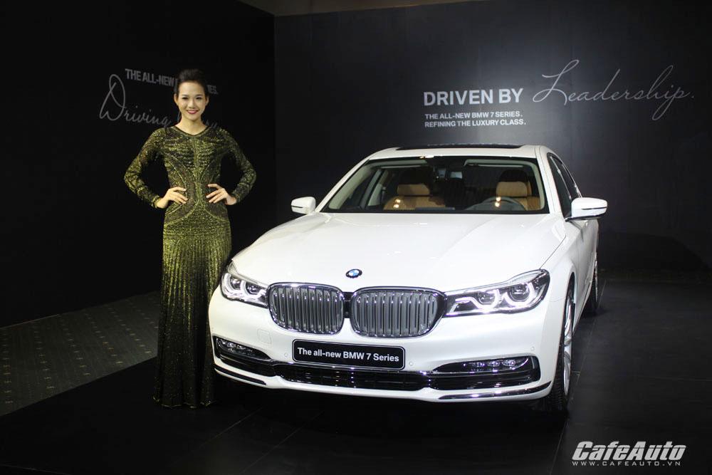 BMW lên kế hoạch sản xuất 7 Series Coupe
