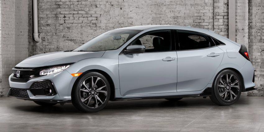 Honda Civic Hatchback 2017 sẽ không được bán tại Malaysia