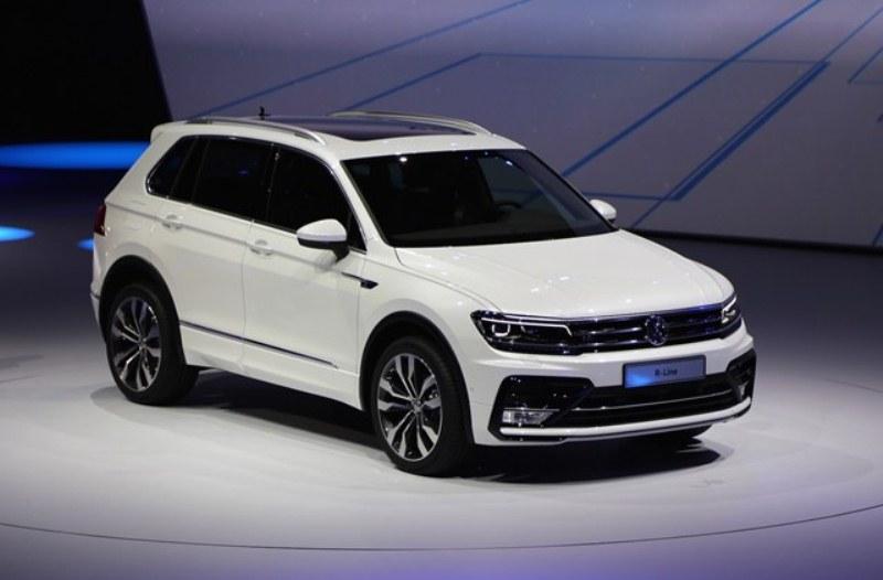 VW Tiguan sở hữu động cơ diesel mạnh nhất phân khúc