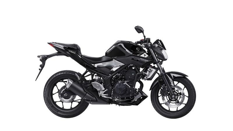 Yamaha MT-03 sẽ đến Ấn Độ vào tháng 11 tới