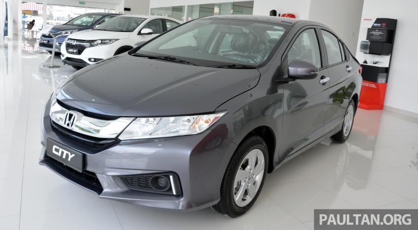 Honda City X bản giới hạn chỉ 450 chiếc được sản xuất