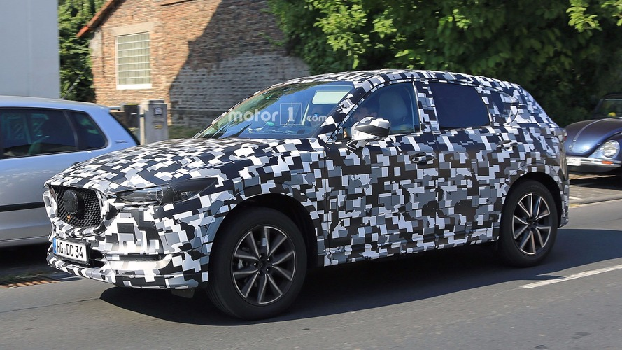 Mazda CX-5 thế hệ mới lộ diện