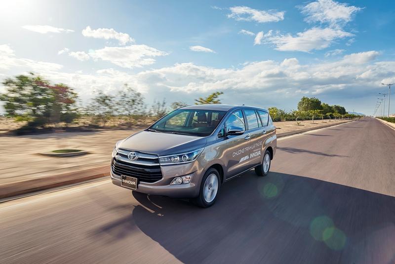 Toyota bán được 3.907 xe trong tháng 8