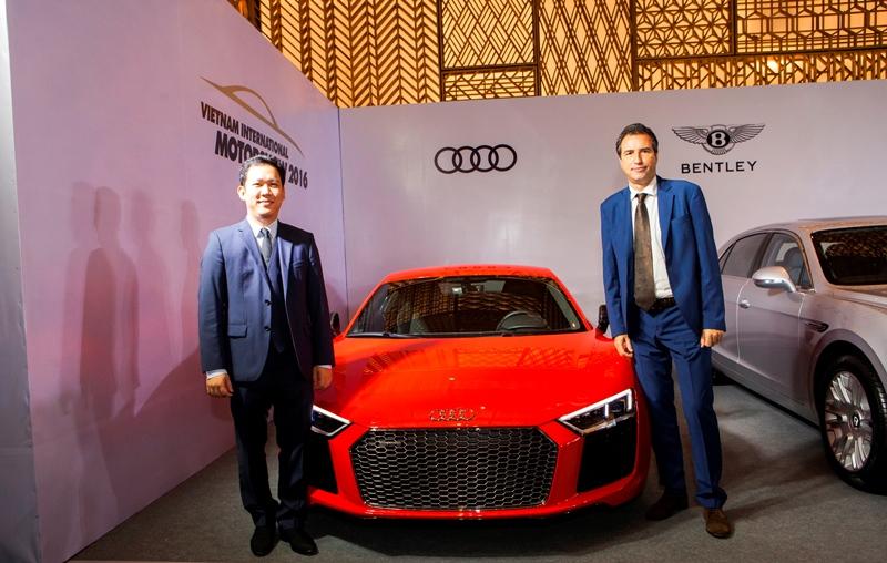 Audi mang dàn xe quattro tới triển lãm VIMS 2016
