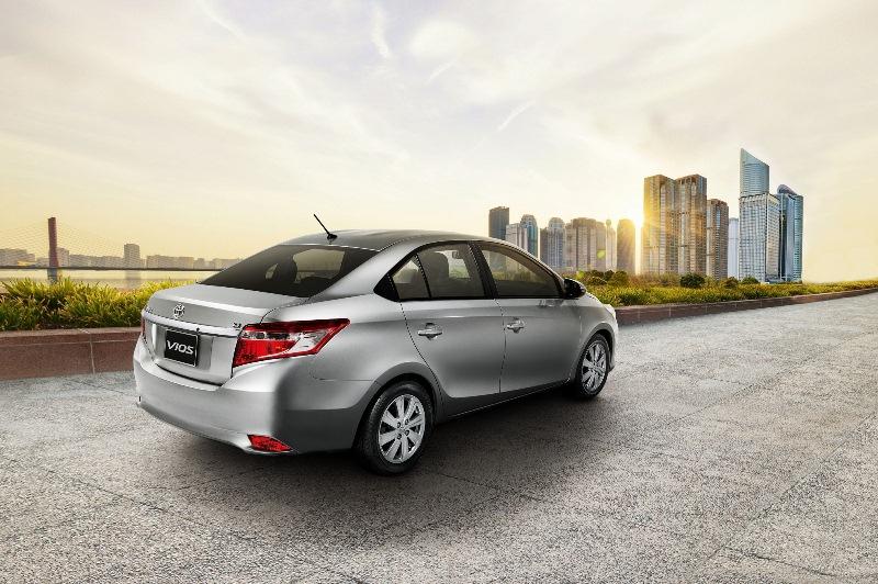 Toyota Vios mới đã có mặt tại Việt Nam, giá từ 532 triệu đồng