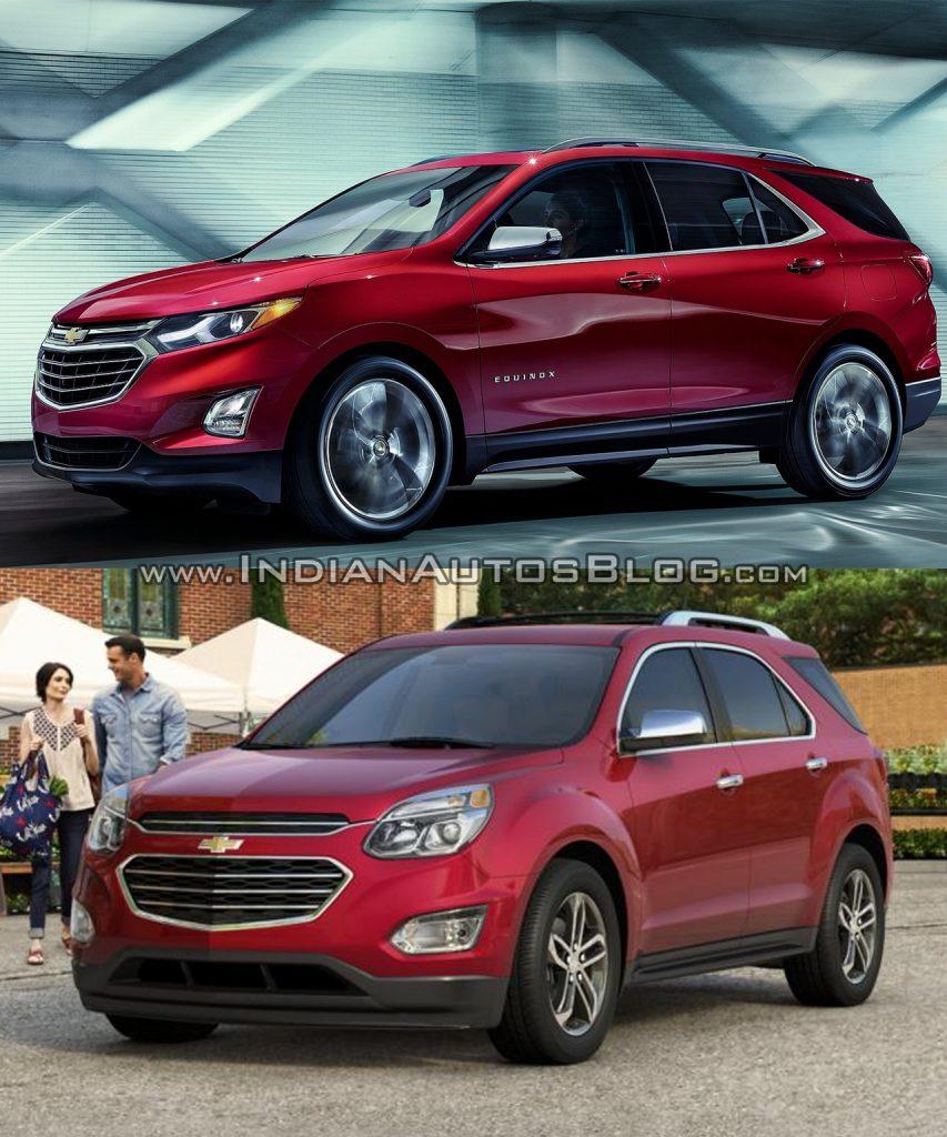 """So sánh Chevrolet Equinox 2017 với """"người em"""" liền kề"""