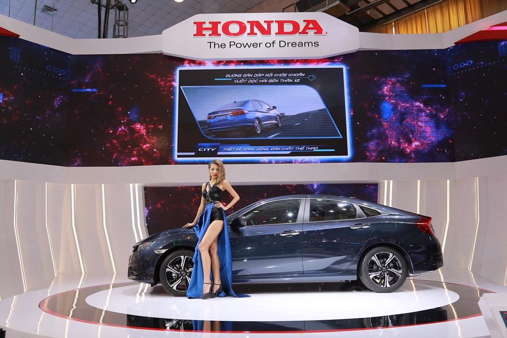 Honda Civic 2016 - Bứt phá kiến tạo xu hướng