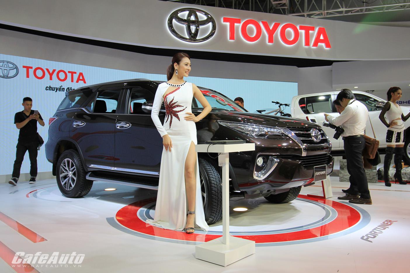 39.034 xe Toyota được bán ra tại Việt Nam trong 9 tháng