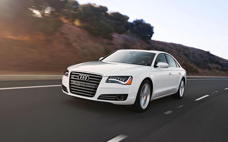 Audi Việt Nam triệu hồi 8 chiếc sedan hạng sang A8