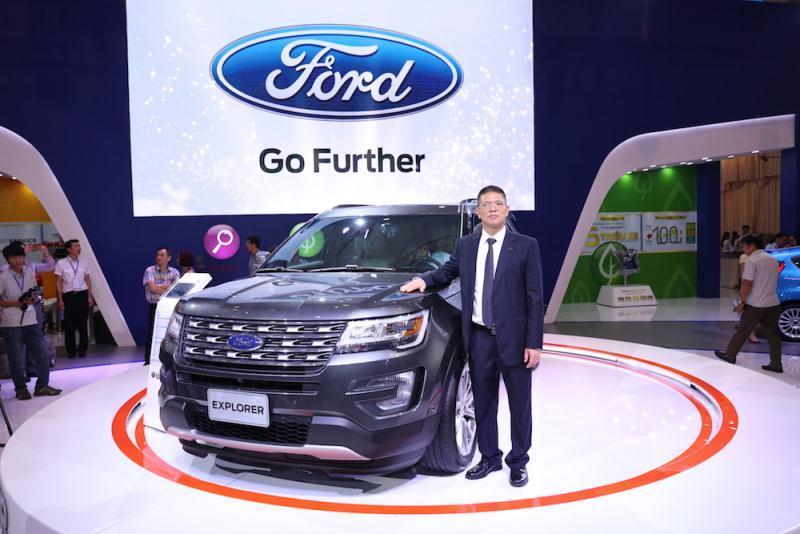 Ford Việt Nam tăng trưởng ấn tượng trong quý 3