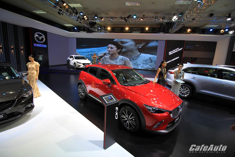 Ngành ô tô tăng trưởng 24% trong tháng 9