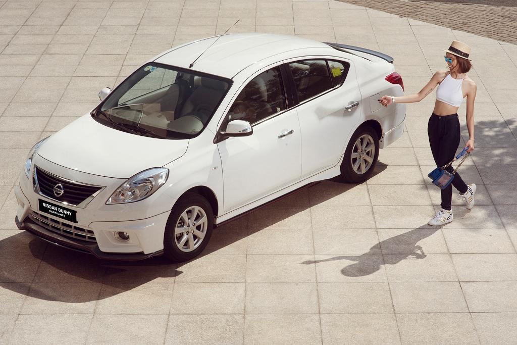 Sở hữu Nissan Sunny giá mới từ 498 triệu đồng