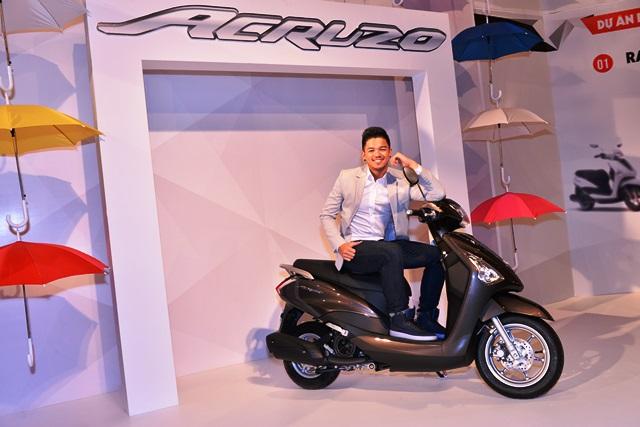 31.650 chiếc Yamaha Acruzo bị lỗi côn tự động và nồi côn