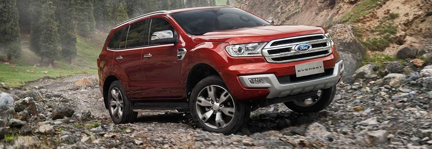 Khám phá những điểm ưu việt của Ford Everest 2016