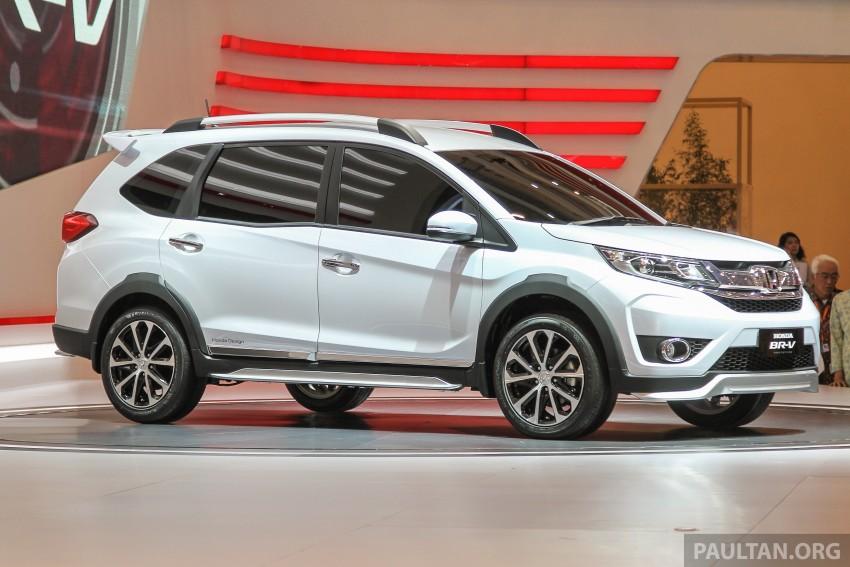 Crossover dành riêng cho Châu Á, Honda BR-V cập bến Malaysia