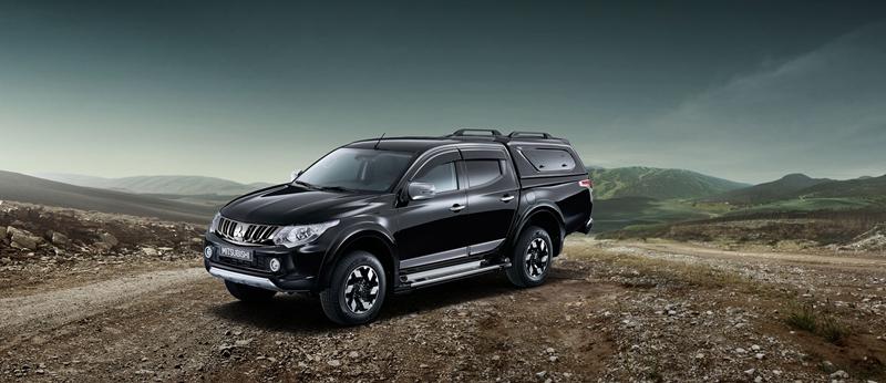 Mitsubishi Triton có thêm trang bị động cơ diesel 2.4 MIVEC