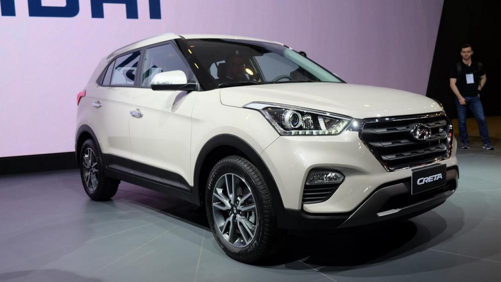 Tìm sự khác biệt giữa Hyundai Creta cũ và mới