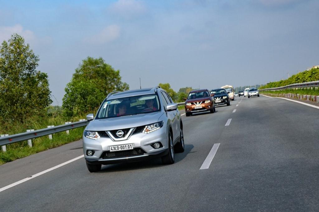 Hành trình trải nghiệm Nissan X-Trail
