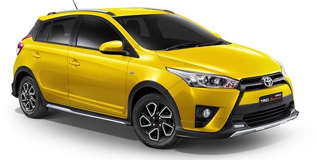 Toyota Yaris TRD Sportivo ra mắt tại Thái Lan