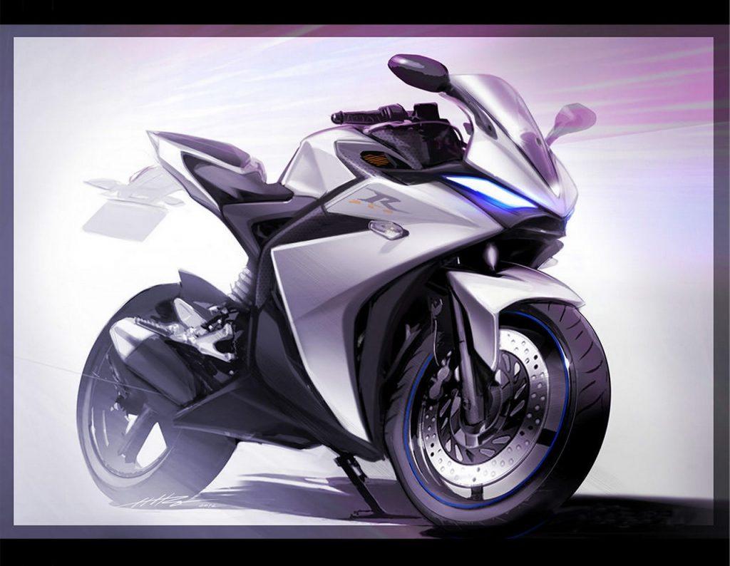 Yamaha R25 2017 sẽ được nâng cấp nhẹ