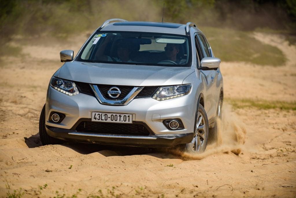 Infographic: Sự khác biệt giữa các phiên bản của Nissan X-Trail