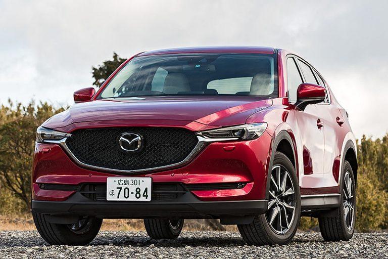 Mazda CX-5 2017 sắp được bán ra tại Nhật với giá 21.380 USD