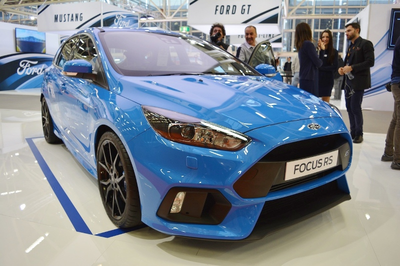 Ford Focus RS thế hệ mới ra mắt