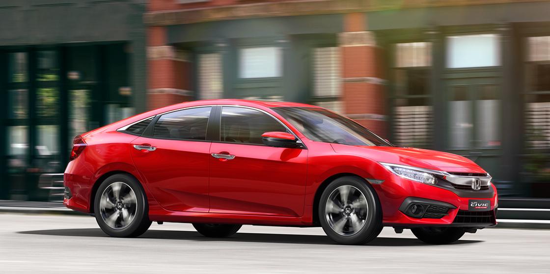Honda Civic đạt 5 sao an toàn của ASEAN NCAP