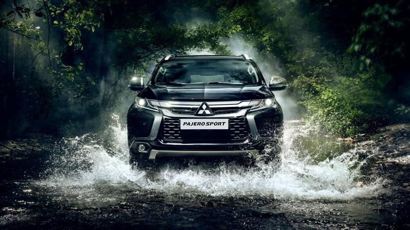 Mitsubishi Pajero Sport mới chốt giá từ 1,4 tỷ đồng