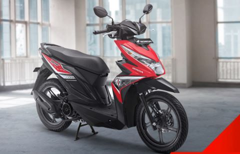 Honda Beat có mặt tại Philippines, giá từ 29 triệu đồng