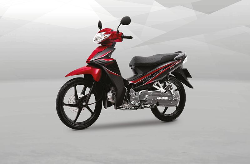 Honda ra mắt Blade 110 mới giá từ 18,6 triệu đồng