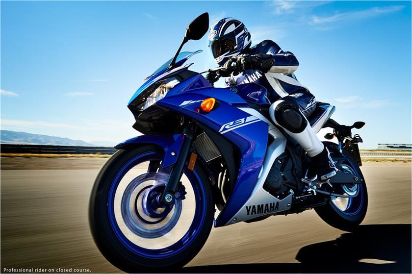 Yamaha R3 2017 ra mắt, tăng giá nhẹ