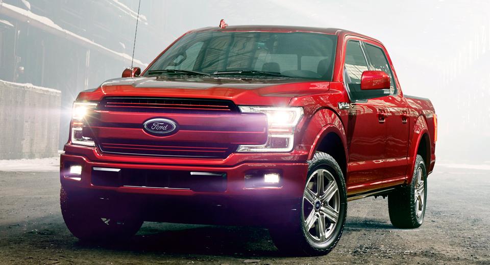 Ford F-150 2018 có thêm động cơ diesel mới
