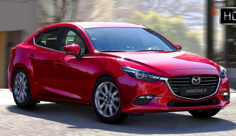 Mazda3 2018 chỉ tiêu tốn 3.3 lít/100 km