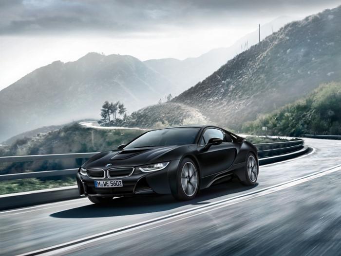 """BMW i8 sắp """"trình làng"""" hai phiên bản đặc biệt"""