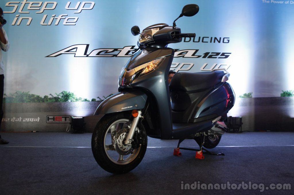 Honda chuẩn bị ra mắt mẫu xe tay ga mới tại Ấn Độ