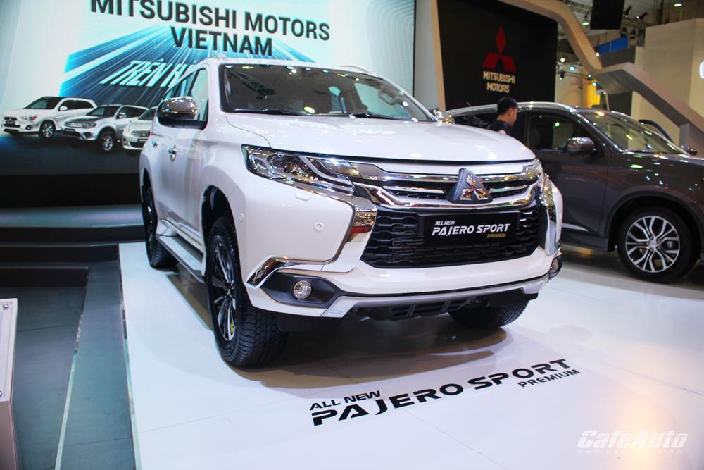 Mua xe Mitsubishi trong tháng 2 nhận ưu đãi gần 60 triệu đồng