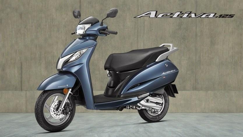 Những nét mới của Honda Activa 125 mới ra mắt