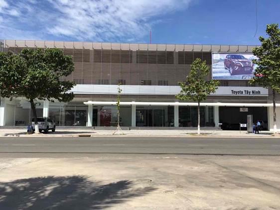 Toyota Việt Nam mở rộng đại lý tại Tây Ninh