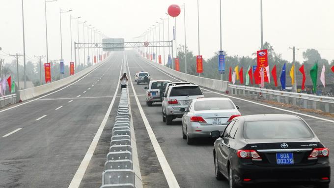 Áp dụng hình thức phạt mới trên cao tốc TP.HCM – Long Thành – Dầu Giây