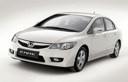 Tiếng kêu lạ trên Honda Civic 1.8AT